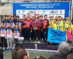 Triatlón Clavería Cto España Duatlón Clubes Relevos Mixtos Boiro 16