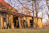 Rustic - and then some (tquist24) Tags: indiana lagrange nikon nikond5300 barn evening farm geotagged goldenhour rural rustic tree trees unitedstates