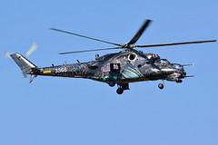 3366  MIL35 Alien Tiger Czech Air Force (http://spirit-foto.webgarden.cz/) Tags: 3366 mil2435 alientiger czechairforce