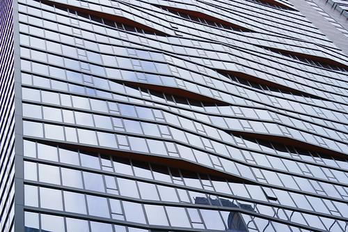 Amazing architecture, W Randolph St, Chicago