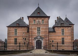 Turnhout, Kasteel van de hertogen van Brabant.