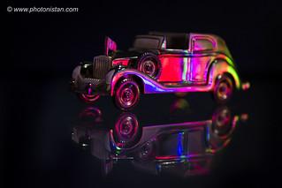 Old Vintage Rolls Royce Car - Back in the Days #MM