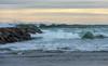 Storm Offshore (Bud in Wells, Maine) Tags: maine spring wells wellsbeach breakwater jetty surf seascape atlantic coast newengland