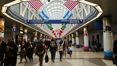 ORD O'Hare (Ray Cunningham) Tags: ohare airport ord chicago illinois concourse