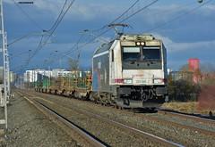 253 (firedmanager) Tags: renfe renfeoperadora railtransport tren train trena 253 bombardiertraxx traxx locomotora locomotive ferrocarril freighttrain vitoria