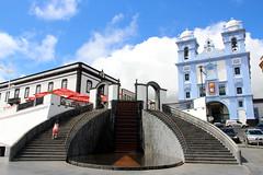 Angra do Heroísmo, Terceira, Açores 2017 (andradeandre) Tags: terceira ilha ile island azores açores portugal angra angradoheroismo city ville cidade igreja igrejadamisericórdia canon 600d photo photography