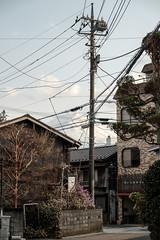 20180413 residential Fuji (chromewaves) Tags: fujifilm xt20 xf 1855mm f284 r lm ois lake kawaguchiko japan mount fuji kawaguchi