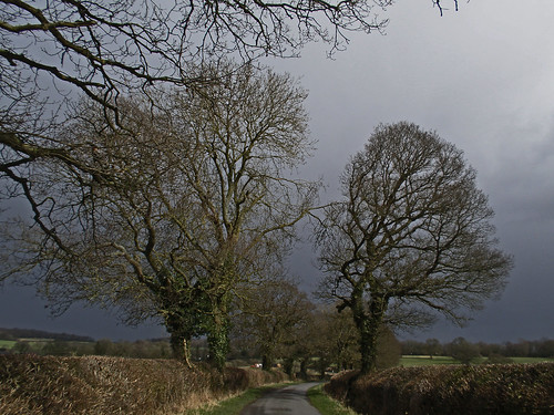 Stormy Sky over Corley:  75/365