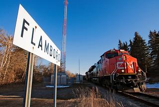 255CN3026Flamboro