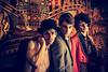 The Madcap Ponderlings (Glavind Strachan Photography) Tags: dinglesfairgroundheritage fairground themadcapponderlings bandshoot bluesteel musicians devon