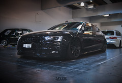 XS CARNIGHT 2017 (JAYJOE.MEDIA) Tags: audi low lower lowered lowlife stance stanced bagged airride static slammed wheelwhore fitment