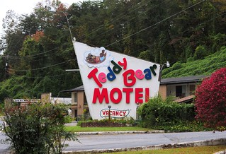 Teddy Bear Motel - Whittier,North Carolina