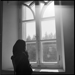 FP4PL_011 (Xander Yashnikov) Tags: palace window reflection ilford fp4 rodinal150 hasselblad 500c planar 80mm