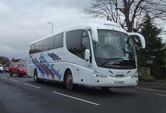 Johnsons Coaches (Hesterjenna Photography) Tags: caistor lincolnshire lincs j14eeg bus coach psv johnsons johnson edinburgh transport travel schoolbus scania irizar