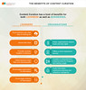The Benefits of Content Curation (eidesignusa) Tags: benefitsofcontentcuration contentcuration elearning contentcurationbenefits eidesign elearninginfographic infographics education