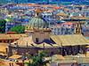 <Cúpula de Santo Domingo> Granada (sebastiánaguilar) Tags: 2016 paisajeurbano iglesias culto catedral granada andalucía españa