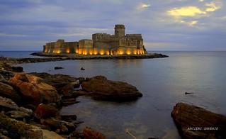 Le Castella Kr Italy