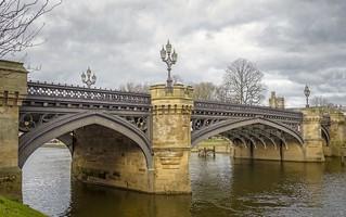 York: Skeldergate Bridge.