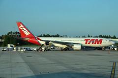 PT-MVA  A330-223  TAM (n707pm) Tags: ptmva a330 airbus 330 airport airline airplane aircraft mco kmco orlandomccoyairport florida usa 05062014 tam cn232 orlandoairport