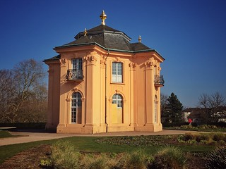 Pagodenburg, built in 1722