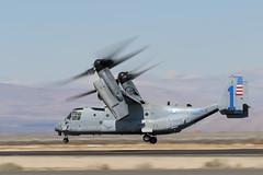 MV-22 Osprey (Trent Bell) Tags: lancaster foxairfield airport losangelescounty airshow 2018 california aircraft mv22osprey demo mv22