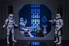 Close the blast doors! (Mac Spud) Tags: stormtrooper starwars deathstar toilet humour bathroom rubberduck