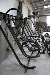 Adler gearbox bicycle