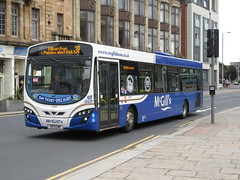 McGills J2231 (TheTransitCamera) Tags: mcgills mcgj2231 bus service paisley unitedkingdom scotland wrightbus route038 eclipseurban2