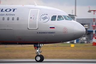 Airbus A321-211(WL) VP-BTH Aeroflot - Russian Airlines