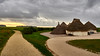 henge huts (wellingtonandsqueak) Tags: england salisbury stonehenge mysteriousworld