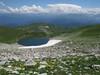 Каровое озеро на юго-восточном отроге горы Оштен (vita0305) Tags: озеро горы лютики оштен