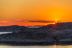 Marstrand/Sverige 2013 (karlheinz klingbeil) Tags: sverige ocean meer marstrand water sweden sonnenuntergang wasser schweden