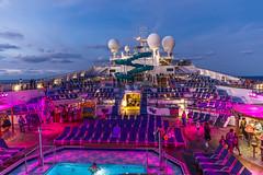 Carnival Cruise (davebentleyphotography) Tags: davebentleyphotography 2017 carnival cruise sea ocean outtosea sunset carnivalcruise