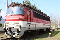 240097 @ Zvolen depot - Slovakia (uksean13) Tags: 240097 zssk slovakia zvolen train railway canon ef28135mmf3556isusm 760d transport