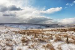 Snow on the hills-March 17th 2018 037-Edit (Mark Schofield @ JB Schofield) Tags: south pennines snow beast east vw armarok wessenden wessendenvalley wessendenhead westnab meltham marsden moors moorland pennineway ice road winter march canon eos 5dmk4 pulehill thenationaltrust showers huddersfield yorkshire