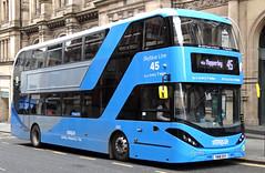 YN18SVY Nottingham City Transport 440 (martin 65) Tags: e400 enviro400 enviro road transport public biogas city vehicle bus buses nottingham nottinghamshire