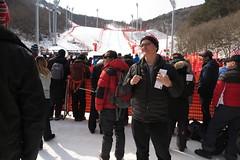 IMG_8741 (Mud Boy) Tags: korea southkorea olympics olympicgames winterolympicstripwithjoyce winter pyeongchang2018olympicwintergames pyeongchang2018 clay clayhensley clayturnerhensley republicofkorea rok alp08 alp08alpineskiing alp08alpineskiingladiesdownhill alpineskiing ladiesdownhill jeongseonalpinecentre venuejeongseonalpinecentre winterolympics xxiiiolympicwintergames