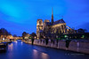 Notre Dame Blue - Paris, France (www.caseyhphoto.com) Tags: d800 europe france nikkor nikon notredame back blue hour paris travel traveling traveler traveller travels traveled adventure adventurer adventuring explore explorer exploring tourism tourist holiday vacation artist photography photographer wanderlust wandering architecture architectural nd ndfilter neutral density filter long exposure slow shutter speed seine river rio water agua sky cielo clouds nubes catholic cathedral christmas gothic history historic old 1635f40