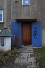IMGP4581 (hlavaty85) Tags: olomouc vchod entrance dveře door kachličky