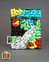 115-Acadia Peep-ional Park Poster (Carroll Arts Center) Tags: carroll county arts council 2018 peepshow a display marshmallow masterpieces featuring more than 150 sculptures dioramas graphic oversized characters mosaics created inspired by peepsâ®