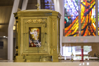 Shrine of the True Cross - Tabernacle 5
