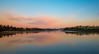 (Knottydread42) Tags: dawn waterford ireland river pink orange blue water clouds