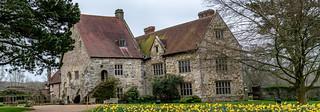 Michelham Priory Panorama