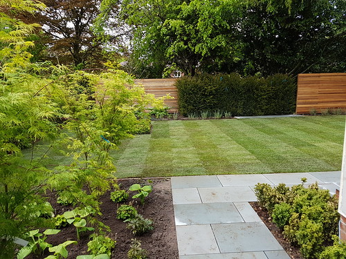 Landscape Design and Construction Wilmslow - Modern Garden Design Image 25