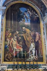 Altar des hl. Hieronymus (Markus Wollny) Tags: city vatikan rom cittàdelvaticano vatikanstadt it