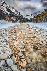 Kranjska Gora (em-si) Tags: slowenien slovenija slovenia jasna velika malapišnica water wasser bach fluss creek stones steine berge mountains nikond800 nikon1635