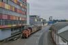 16/03/2018 | Bremen (SB-2013) Tags: bremen hafen industriehafen db cargo v90 br 295 051 cuxhavener strasse goederentrein straatspoor 16 maart 2018