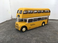 lexander (Northern) NRB 283 (RRS 593) (Dai W) Tags: alexander northern leyland pd3a bus kit whitemetal model
