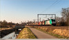 LINEAS 2831 @ Zichem (Wouter De Haeck) Tags: belgië belgique belgien infrabel l35 leuven hasselt vlaamsbrabant zichem scherpenheuvelzichem demerbroeken lineas hle28 br186 bombardier traxx f140ms atc alphatrains cargo güterzug freighttrain intervorming intervormingstrein antwerpen antwerpennoord köln kölngremberg gremberg