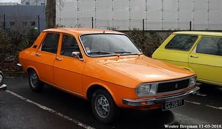 Renault 12 TL 1976